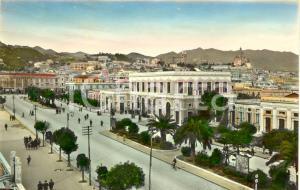 1955 MESSINA (ME) Veduta dell'Università *Cartolina ANIMATA FG VG