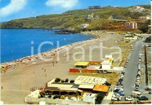 1974 SCALEA (CS) Veduta panoramica della spiaggia *Cartolina FG VG VINTAGE