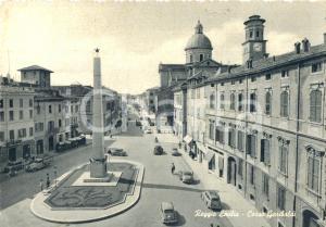 1962 REGGIO EMILIA Veduta di Corso GARIBALDI *Cartolina animata FG VG