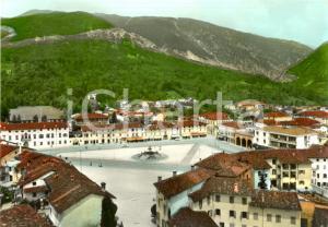 1963 MANIAGO (PN) Scorcio panoramico del paese *Cartolina postale FG VG