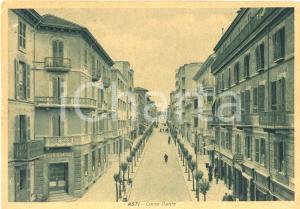 1941 ASTI Istituto San Paolo di Torino in CORSO DANTE *Cartolina FG VG