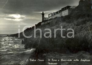 1964 SAN FELICE CIRCEO (LT) Ristorante e pensione d'ALFONSO AL FARO *FG VG