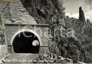 1957 VILLA MINOZZO (RE) Galleria e torre AMOROTTI a CIVAGO *Cartolina FG VG