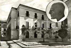 1950 ca PESCARA Casa natale di Gabriele D'ANNUNZIO *Cartolina postale FG NV