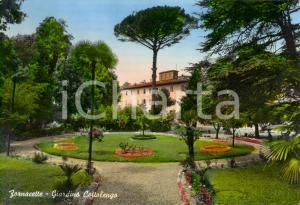 1961 CALCINAIA (PI) Giardino Cottolengo a FORNACETTE *Cartolina postale FG VG