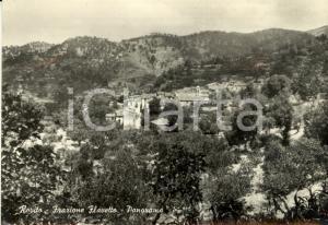 1955 ROVITO (CS) Panorama della frazione FLAVETTO *Cartolina postale FG VG