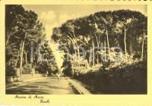 1950 ca MARINA DI MASSA (MS) Veduta località balneare RONCHI *ANIMATA FG NV