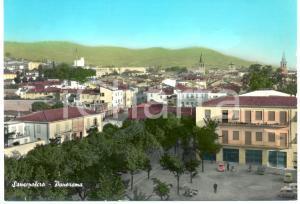 1967 SANSEPOLCRO (AR) Veduta panoramica del paese *Cartolina FG VG
