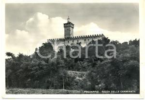 1957 PREDAPPIO (FC) La Rocca delle CAMMINATE *Cartolina FG VG