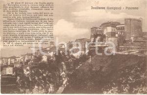 Fosdinovo anni'30 - Lunigiana *Veduta d'epoca