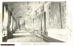 1902 ASCOLI PICENO Galleria del Municipio FP VG