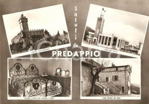 1968 PREDAPPIO (FC) Vedutine dei luoghi del DUCE FG NV