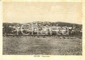 1957 SENISE (PZ) Veduta panoramica dell'abitato cittadino *Cartolina FG VG