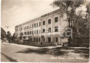 1950 ca ABANO TERME (PD) Panorama della Terme MILANO *Cartolina FG VG