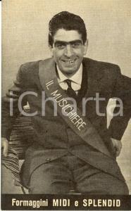 1959 SPARTACO D'ITRI Formaggini MIDI SPLENDID