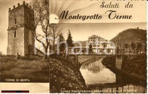1949 Montegrotto Terme - Vedutine d'epoca animate