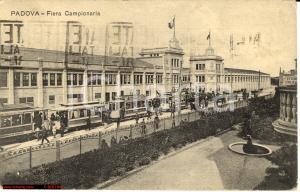 1926 Padova - Fiera Campionaria *Animata con TRAM