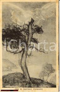1930 Fiume NATALE DI SANGUE, Domenico Valinotti