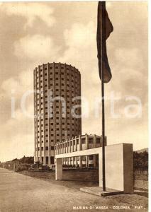 1955 ca MARINA DI MASSA (MS) Veduta della colonia FIAT