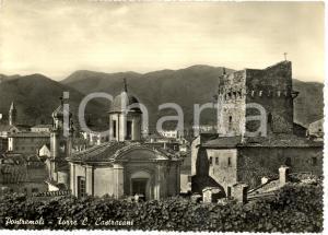 1958 PONTREMOLI (MS) Torre di Castruccio CASTRACANI FG