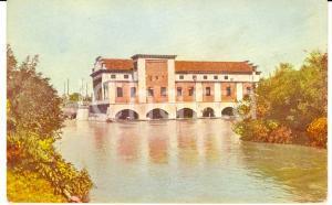 1930 Beni REGIO DEMANIO CAMERI (NO) Diramatore Quintino SELLA *Cartolina FP NV