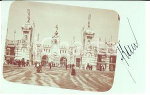 1906 EXPO MILANO Padiglione d'ingresso - Arch. LOCATI *RARA FP VG