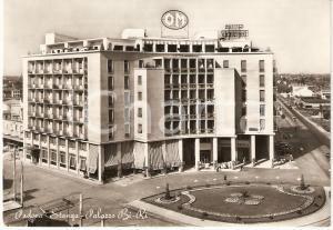 1953 PADOVA Rione Stanga PALAZZO BIRI OM Carrelli elevatori ANIMATA FG VG