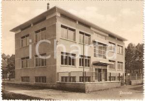 1950 ca Romagnano Sesia (NO) Facciata COLLEGIO CONVITTO CURIONI FG NV