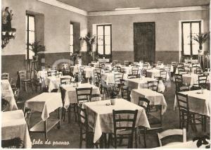 1950 ca ROMAGNANO SESIA (NO) Collegio Convitto CURIONI Sala da pranzo FG NV