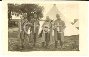 1915 ca WW1 BELGIQUE Regiment Infanterie - Soldats parmi les tentes *Photo FP NV