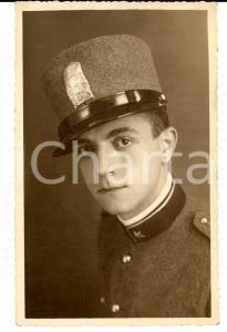 1931 PALERMO Allievo ufficiale della 1^ Compagnia *Foto TRIESTE FP NV