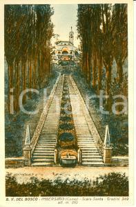 1938 IMBERSAGO (LC) Scala santa santuario BEATA VERGINE DEL BOSCO * FP NV