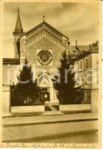 1935 VOGHERA (PV) Basilica di Santa MARIA della SALUTE * Cartolina FG VG
