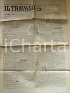 1901 IL TRAVASO DELLE IDEE Epidemia edilizia a Roma *Giornale anno I n° 2