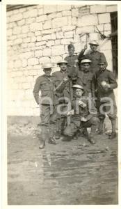 1929 Scuola Militare Campobasso reclute goliardia