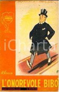 1950 - L'Onorevole Bibò, A. Greco, Lina Buffolente