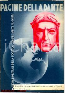 1935 PAGINE DELLA DANTE anno XLV n. 3