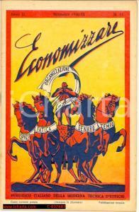 1930 MILANO, SISTEMI FERRETTI UFFICIO economizzare