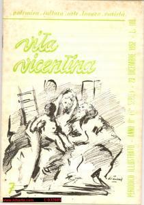 1952 VITA VICENTINA periodico illustrato