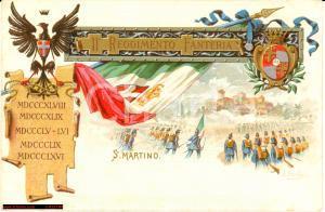 1910 - 11° Reggimento Fanteria Casale *Pacellini