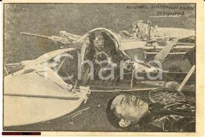 1913 Aviazione incidente mortale AUREL VLAICU
