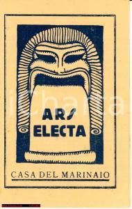 1928 VENEZIA Compagnia Ars Electa - La Maestrina