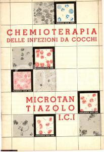 1941 IST.CHEMIOTERAPICO ITAL. Chemioterapia cocchi