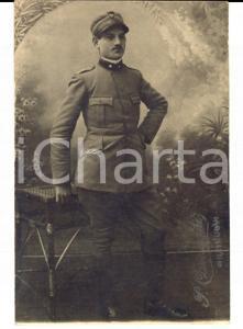 1918 WW1 ORZINUOVI (BS) Militare del 32° Reggimento Fanteria *Foto CARNAGHI