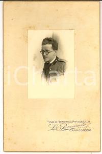 1929 REGIO ESERCITO CAMPOBASSO Soldato 5° Reggimento Fanteria *Foto BENEVENTO