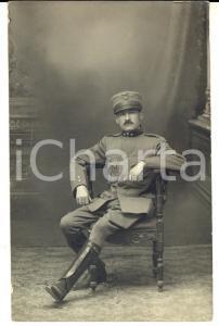1920 ca REGIO ESERCITO Ritratto di ufficiale del 71° Reggimento Fanteria *Foto