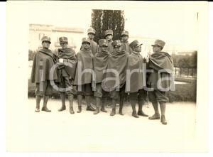 1929 REGIO ESERCITO CAMPOBASSO Militari 5° Reggimento Fanteria con il mantello