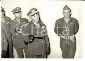 1961 BERGAMO Divisione LEGNANO - Generale Comandante in visita *Foto 18x13