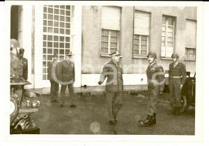 1961 BERGAMO Divisione LEGNANO  - Visita del Generale Comandante *Foto