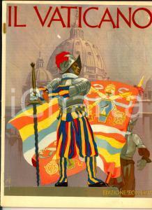 1945 IL VATICANO - LE VATICAN *Pubblicazione ILLUSTRATA Ed. ECCLESIA Francese